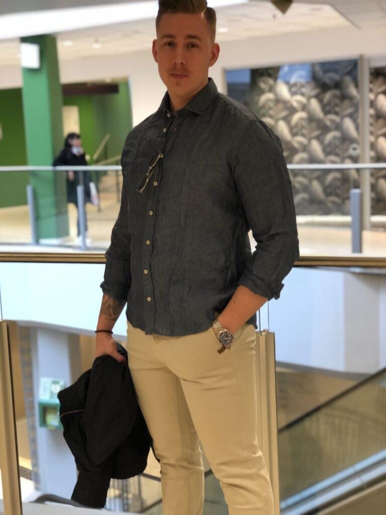 Gant Skjorta
